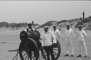 Hatteras, re-enactment