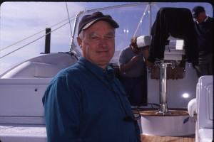 Buddy Davis' yachts are sought after across the country. Courtesy Michael Halminski