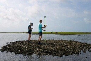 GPS for reef measurements