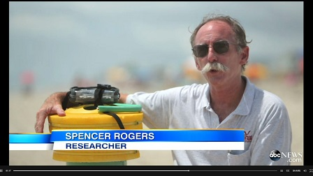 Spencer Rogers on ABC News.