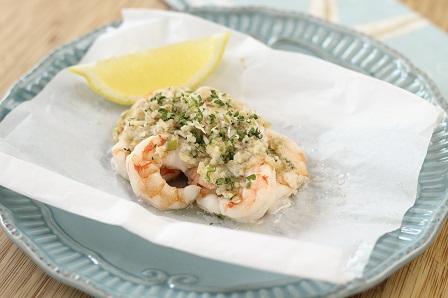 savory shrimp