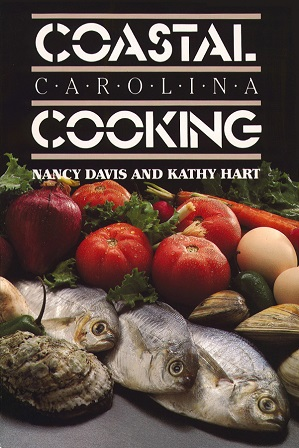 Coastal Carolina Cooking cookbook