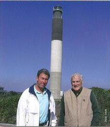 Bob Ahlers and Max Williams