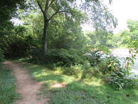 Weldon canal trail