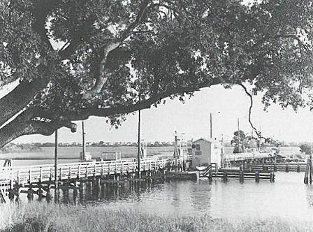 Sunset Beach bridge