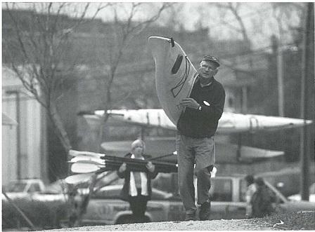 kayak cariried