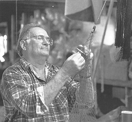 Roger Harris netmaking