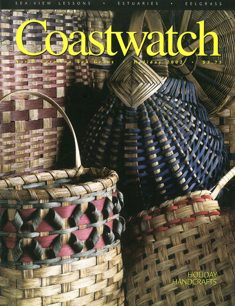 Woven baskets. Courtesy Watermark Association of Artisans