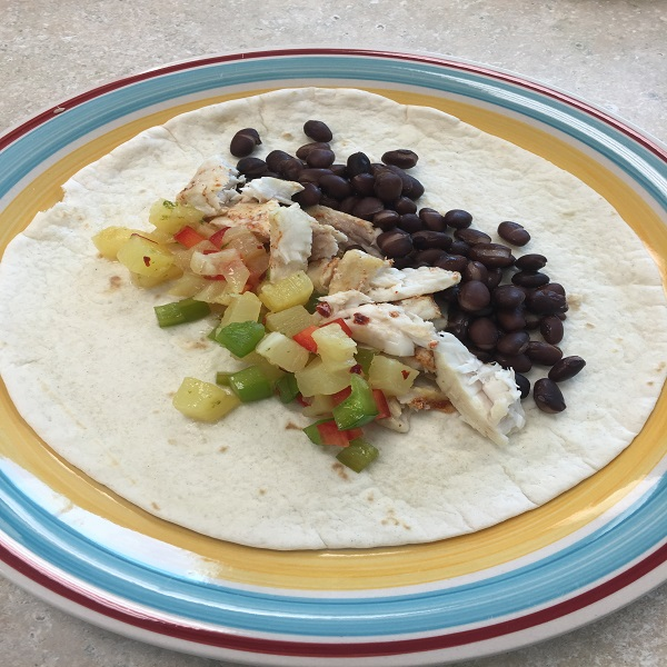 cape shark fish taco