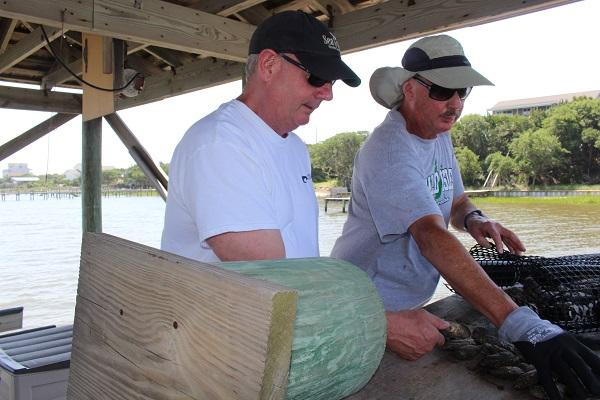 Phil Gagnon and Chuck Weirich