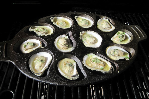 Gagnon's oysters