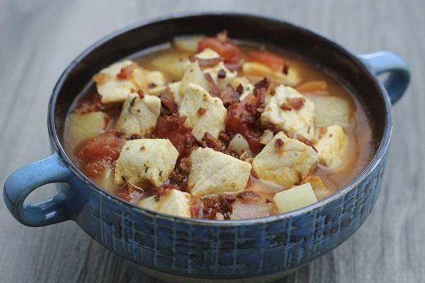 carolina fish stew
