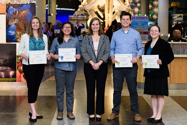 student poster winners