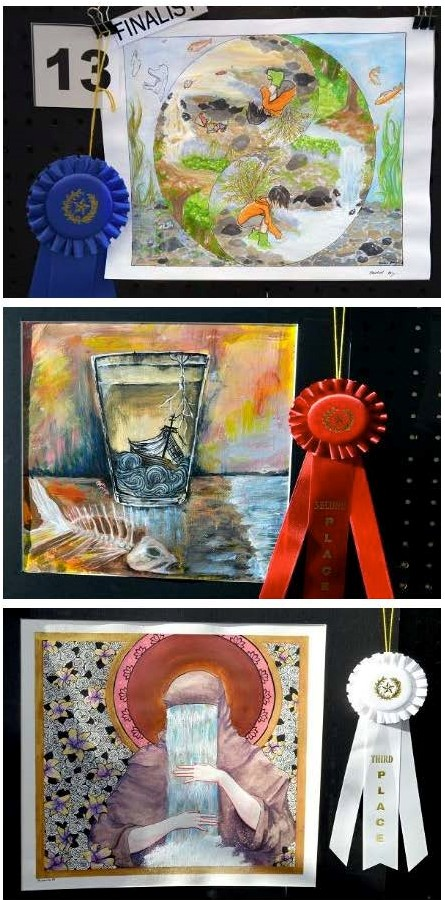 WRRI art contest winners