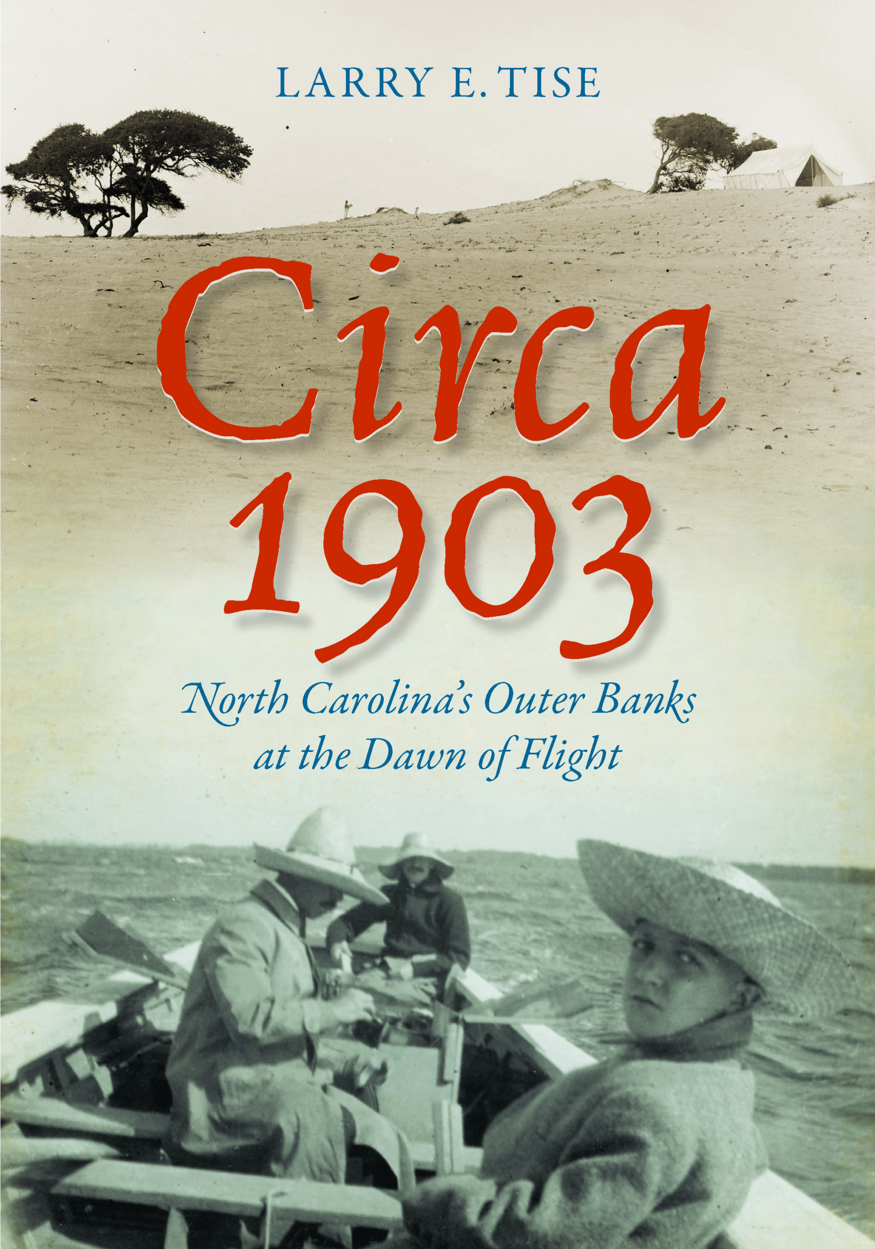 "To order <em>Circa 1903: North Carolina's Outer Banks at the Dawn of Flight</em>, visit <a href=""https://uncpress.org/book/9781469651149/circa-1903/"" target=""_blank"" rel=""noopener noreferrer"">go.ncsu.edu/circa1903</a>"