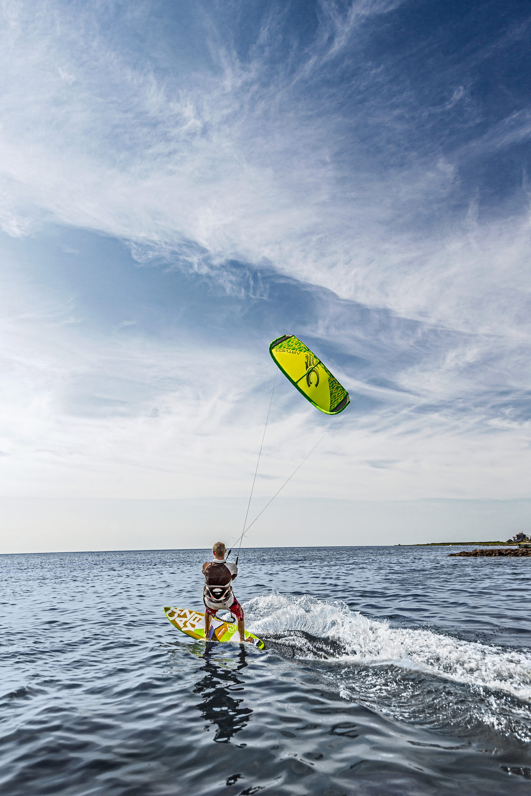 The N.C. coast provides unlimited opportunities for adventure that keeps visitors coming back year after year. Credit: Bridgette Kyle/VisitNC.com