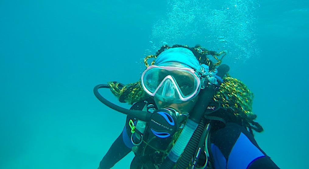 Kayelyn Simmons, 2021 John A. Knauss Marine Policy Fellow