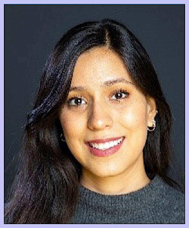 Karla Lopez, Graduate Research Fellow, NOAA Center for Earth System Sciences and Remote Sensing Technologies and University of Texas at El Paso.