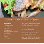 Deep-Fried Soft-Shell Crabs recipe