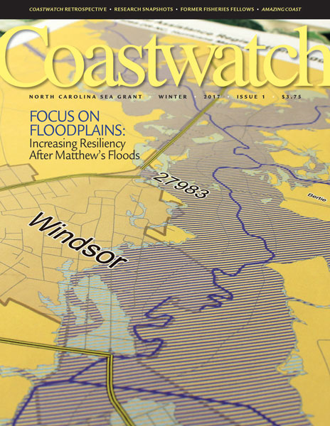 Coastwatch Winter 2017 cover