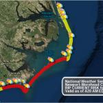 experimental beach forecast