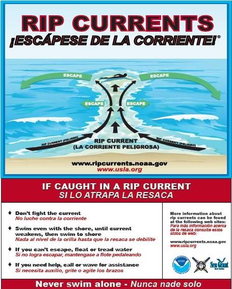 bilingual rip current