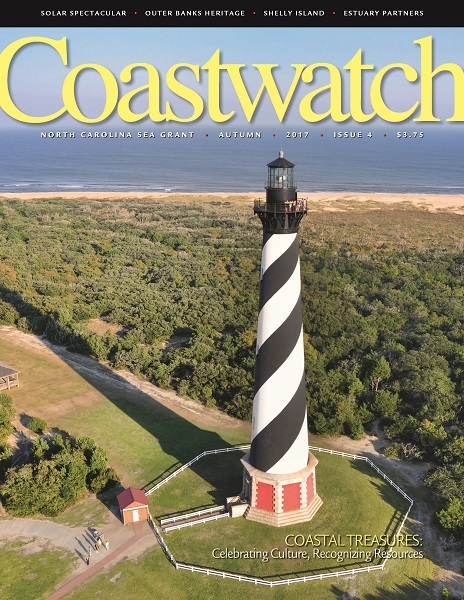 Coastwatch Autumn 2017 cover