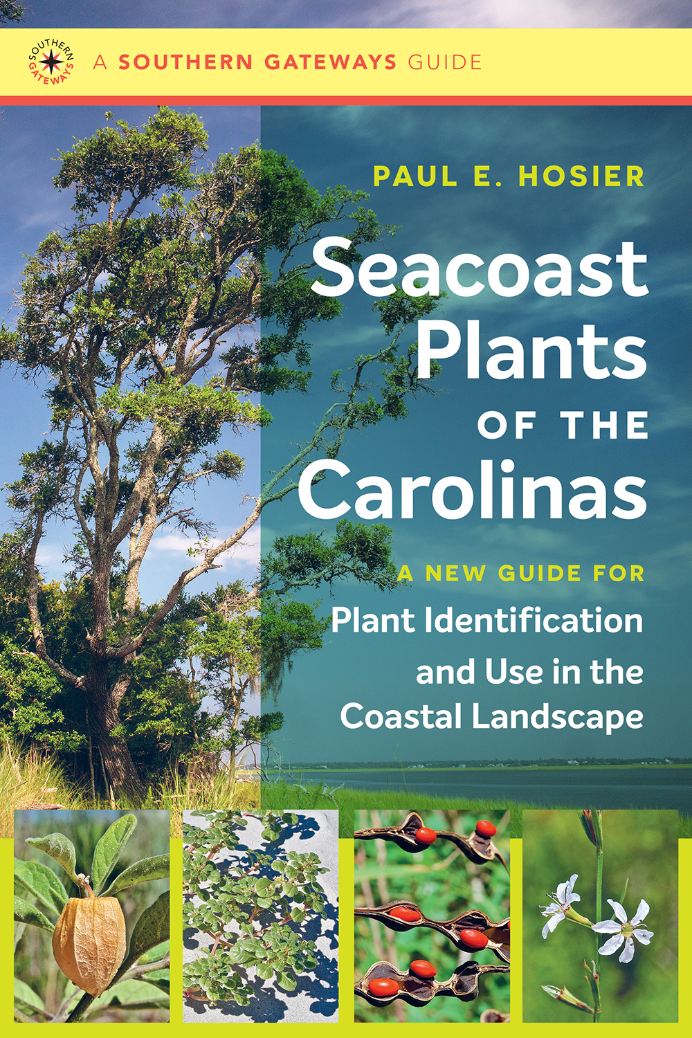 Book cover of Seacoast Plants of the Carolinas