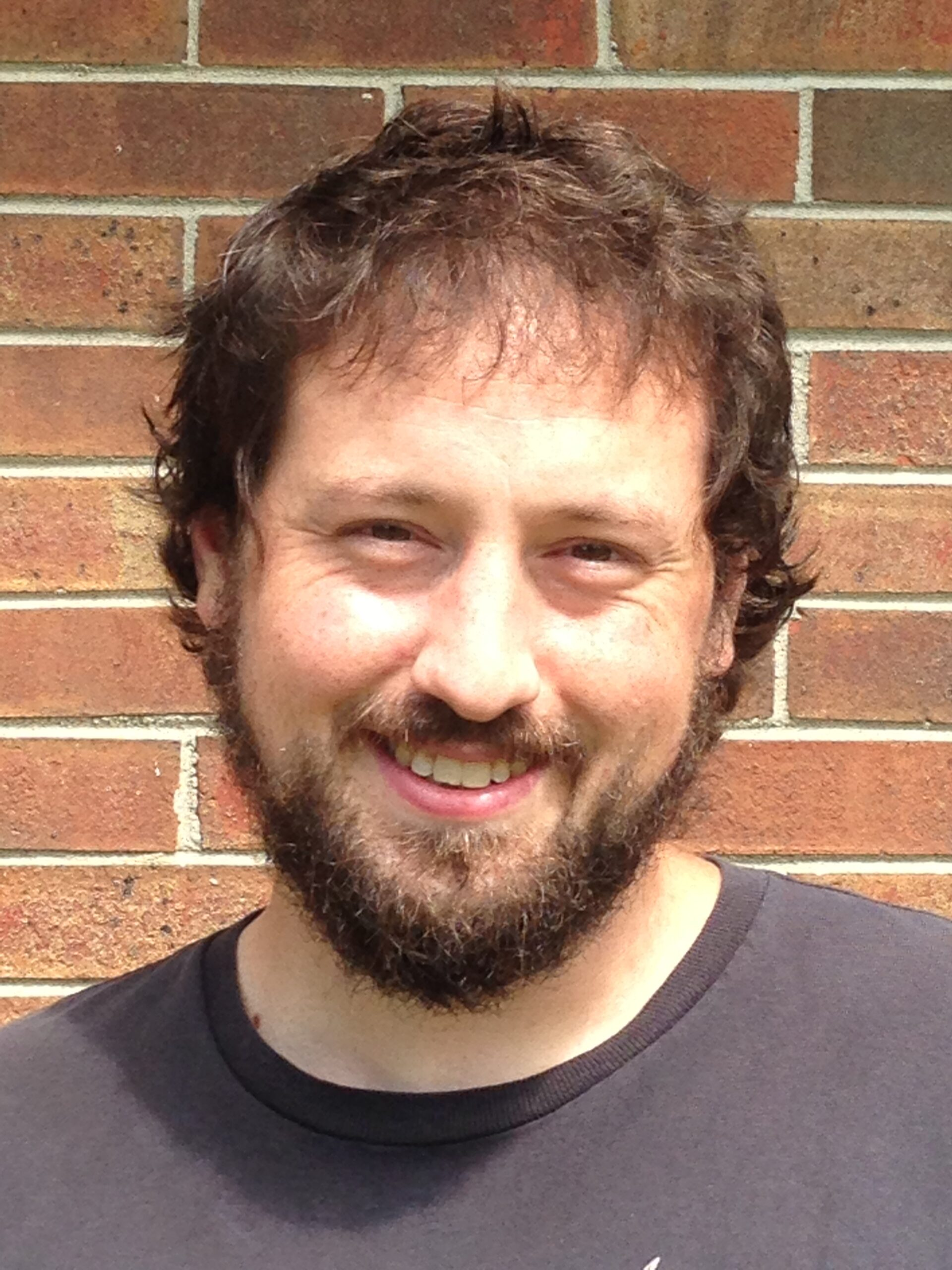 Matthew Damiano, a NOAA Fisheries-Sea Grant Joint Fellowship winner from N.C.