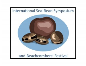 International Sea-Bean Symposium and Beachcombers' Festival logo
