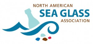 North American Sea Glass Association logo