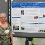 Terri Kirby Hathaway and poster