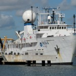NOAA ship Okeanos Explorer