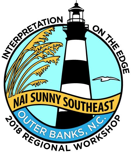 the National Association for Interpretation 2018 conference logo