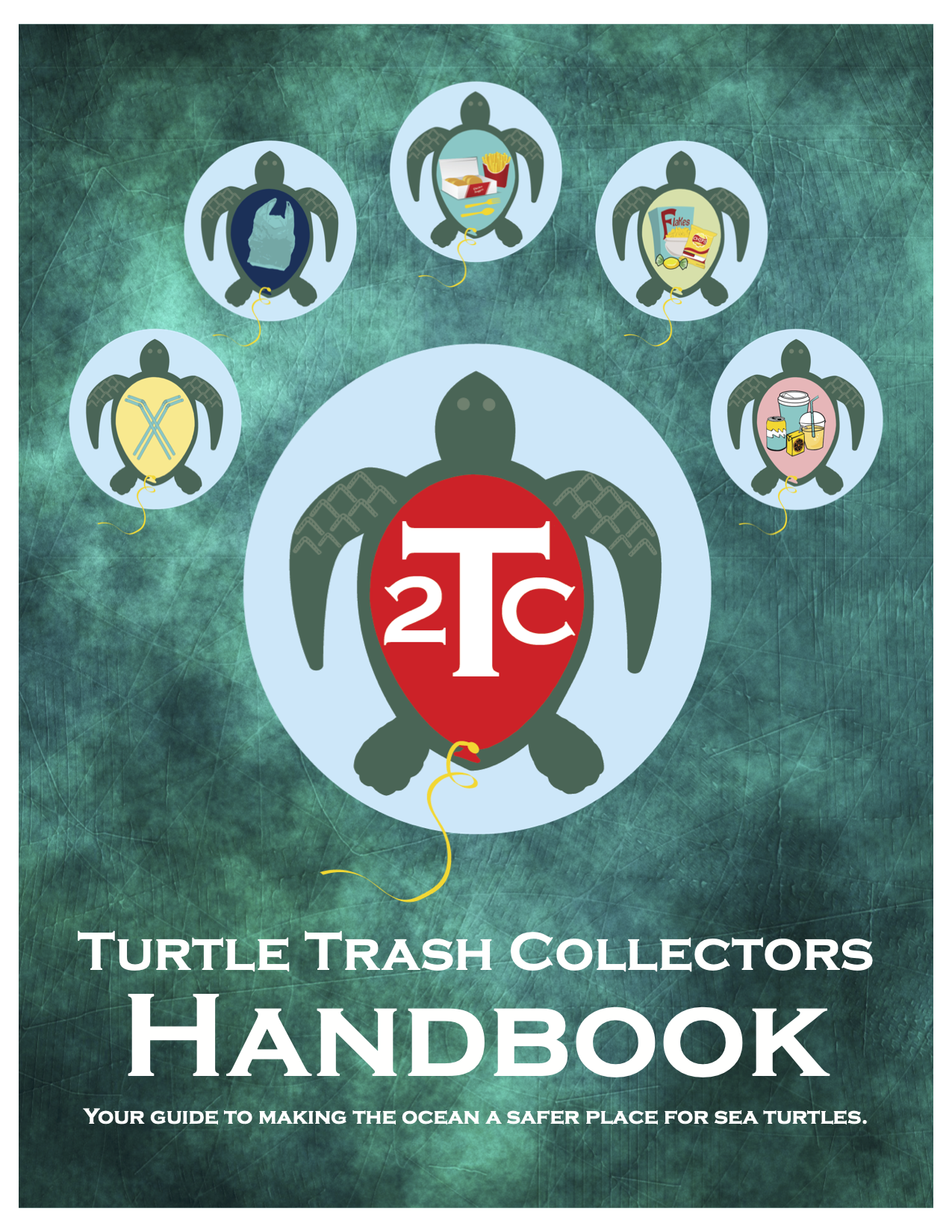 Turtle Trash Collectors handbook