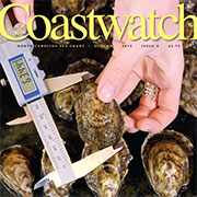 Coastwatch Autumn 2015 cover