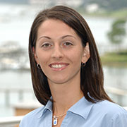 Sara Mirabilio, NC Sea Grant fisheries specialist