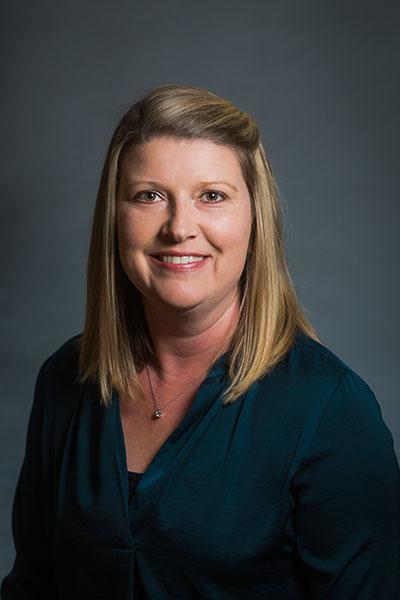 Mary Beth Barrow, Fiscal Officer