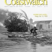 Coastwatch Autumn 2014 issue cover