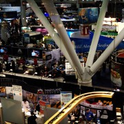 View of the exhibition floor at the expo