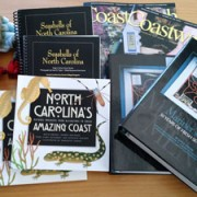 NC Sea Grant books and magazine