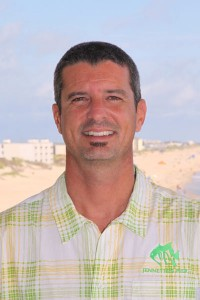 Michael P. Remige, director of Jennette's Pier
