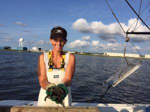 Sara Mirabilio Shrimping